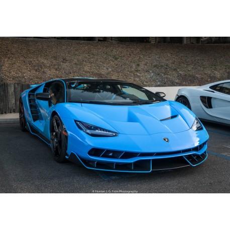 Lamborghini Centenario Roadster Special Editions Blu Cepheus