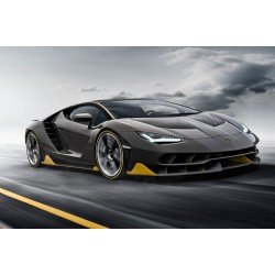Lamborghini Centenario Roadster Special Editions Nero Aldebaran with Giallo Evros Frames Looksmart LS1209SE1