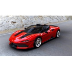 Ferrari J50 Body Color Rosso TRS Shiny Looksmart LS18016A