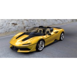 Ferrari J50 Body Color Giallo Tristrato Shiny Looksmart LS485E