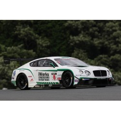 Bentley Continental GT3 R 8 GT3 Asia 2015 Almost Real ALM430307