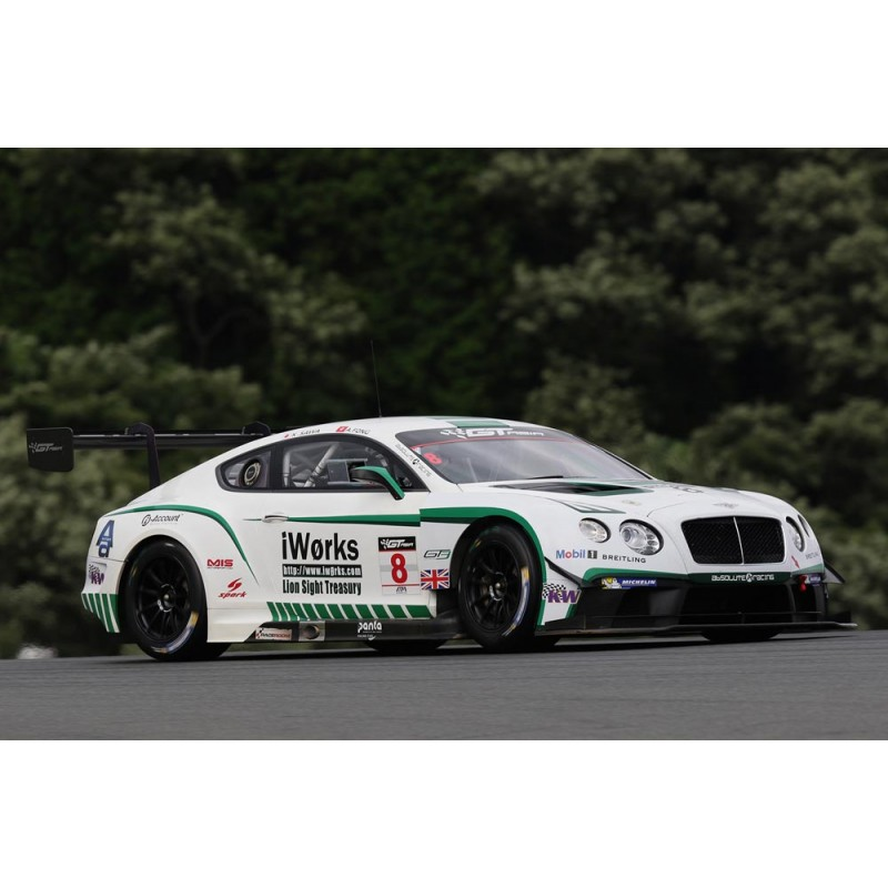 Bentley Continental Gt3 R: Bentley Continental GT3 R 8 GT3 Asia 2015 Almost Real