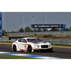 Bentley Continental GT3 R 77 GT3 Asia 2015 Almost Real ALM430306
