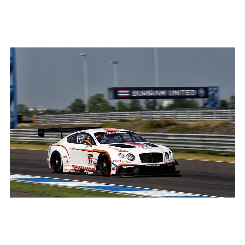 Bentley Continental Gt3 R: Bentley Continental GT3 R 77 GT3 Asia 2015 Almost Real