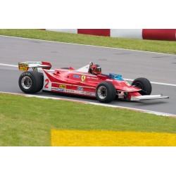 Ferrari 312 T5 2 F1 Canada 1980 Gilles Villeneuve Looksmart LSF1H15
