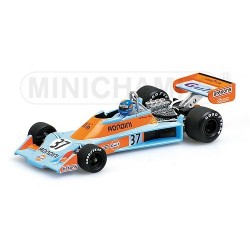 Tyrrell Ford 007 F1 1976 Alessandro Pesenti Rossi Minichamps 400760037