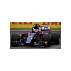 Scuderia Toro Rosso STR12 28 First GP F1 USA 2017 Brendon Hartley Minichamps 417171724