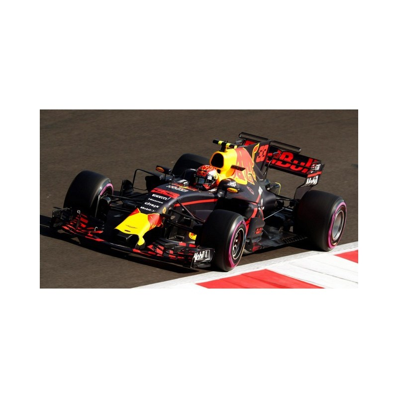 red bull tag heuer rb13 33 f1 winner mexique 2017 max verstappen minichamps 417171833. Black Bedroom Furniture Sets. Home Design Ideas