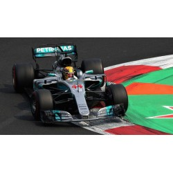 Mercedes AMG Petronas W08 44 F1 World Champion Mexique 2017 Hamilton Minichamps 110171844