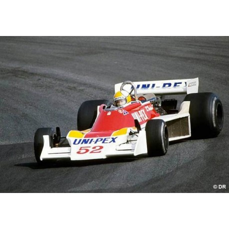 Tyrrell Ford 007 Japon 1976 Kazuyoshi Hosino Minichamps 400760052