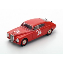 Lancia B20 34 Targa Florio 1952 Felice Bonetto Spark S43TF52