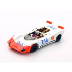 Porsche 908/2 266 Targa Florio 1969 Spark 43TF69