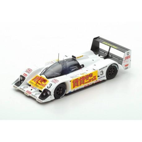 Lola T92/10 3 24 Heures du Mans 1992 Spark S4724