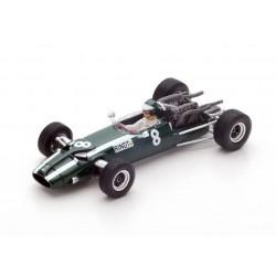 Cooper T81 8 F1 Allemagne 1966 Jochen Rindt Spark S5291
