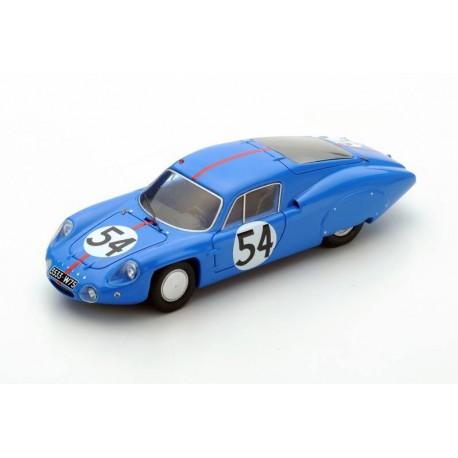 Alpine M6 54 24 Heures du Mans 1964 Spark S5682
