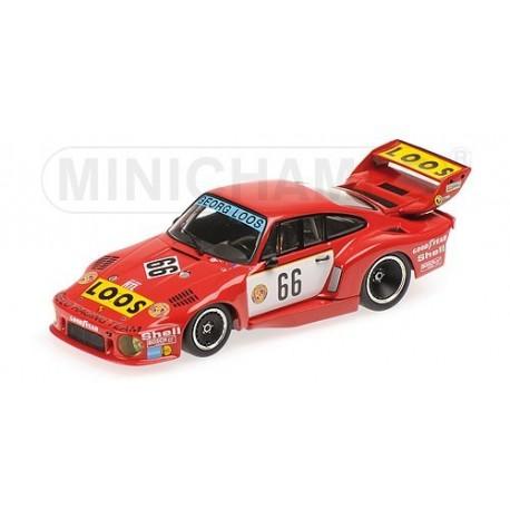 Porsche 935/77 66 DRM 1977 Rolf Stommelen Minichamps 400776366