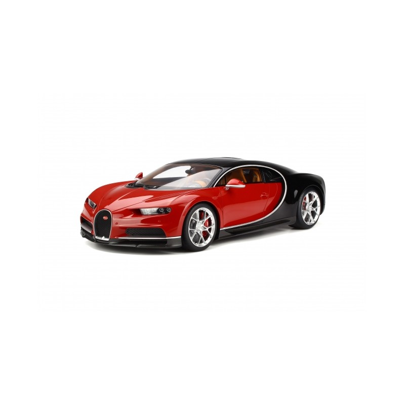 bugatti chiron italian red gt spirit ksr08664rz miniatures minichamps. Black Bedroom Furniture Sets. Home Design Ideas