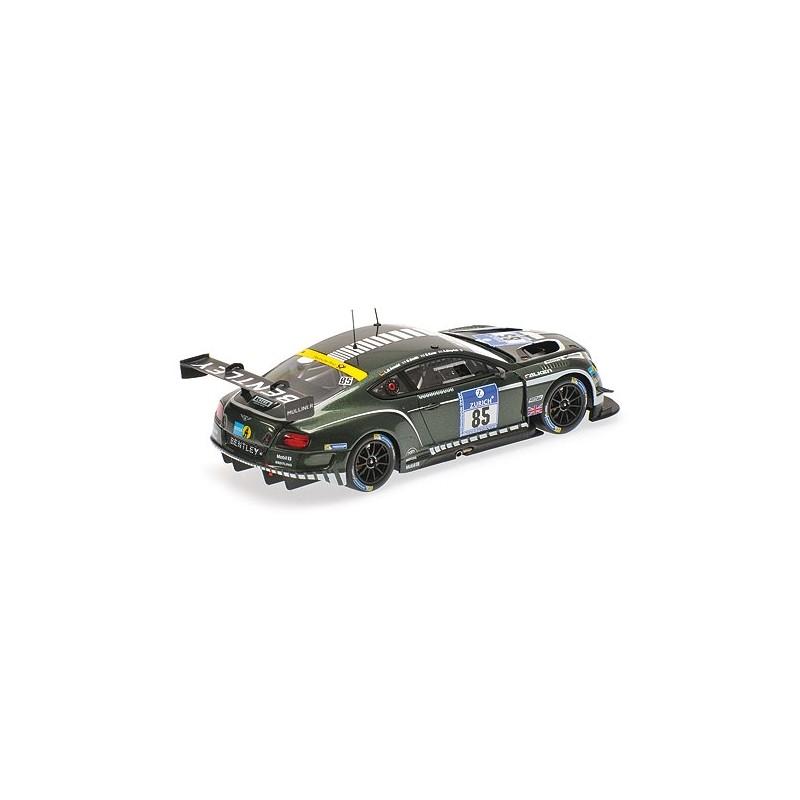 Bentley Continental Gt3 R: Bentley Continental GT3 R 85 24 Heures Du Nurburgring 2015