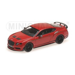 Bentley Continental GT3R St James Red China Edition 2015 Almost Real ALM430402