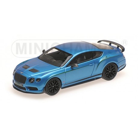 Bentley Continental GT3R King Fisher China Edition 2015 Almost Real ALM430403