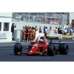 Ferrari F1 641 1 F1 France 1990 Alain Prost Looksmart LSF1H11