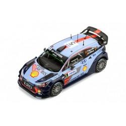 Hyundai i20 WRC 5 Rallye du Portugal 2017 Neuville Gilsoul IXO RAM645