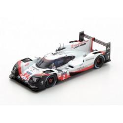 Porsche 919 Hybrid 2 24 Heures du Mans 2017 Spark 43LM17