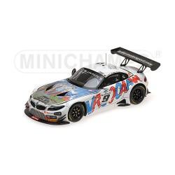 BMW Z4 GT3 9 24 Heures de Spa Francorchamps 2015 Minichamps 437152559
