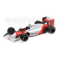McLaren TAG MP4/3 F1 1987 Alain Prost Minichamps 537871801