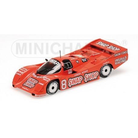Porsche 962 IMSA 8 12 Heures de Sebring 1985 Minichamps 400856508
