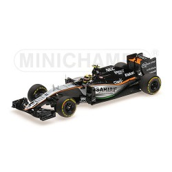 Force India Mercedes VJM09 F1 Europe 2016 Sergio Perez Minichamps 417160211