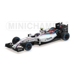 Williams Mercedes FW38 F1 Brésil 2016 Valtteri Bottas Minichamps 417160177