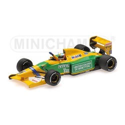 Benetton Ford B192 19 F1 Spa Francorchamps 1992 Michael Schumacher Minichamps 517924318