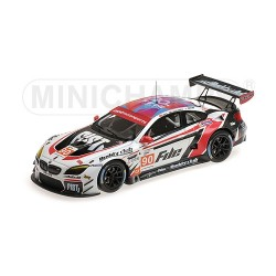 BMW M6 GT3 90 Asia Le Mans Series 2016 Minichamps 437162690