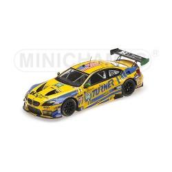 BMW M6 GT3 96 6 Heures du Circuit des Amériques 2016 Curtis Klingman Minichamps 437162696