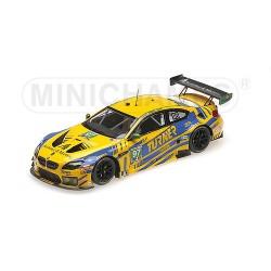 BMW M6 GT3 97 12 Heures de Sebring 2016 Minichamps 437162697