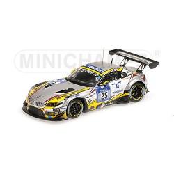 BMW Z4 GT3 25 24 Heures du Nurburgring 2015 Minichamps 437152525