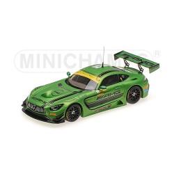 Mercedes AMG GT3 1 FIA GT World Cup Macau 2016 Minichamps 437163101
