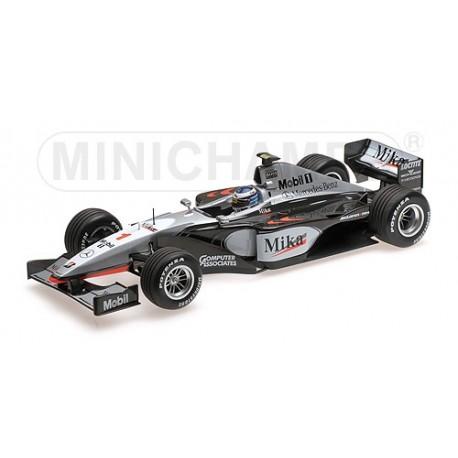 McLaren Mercedes MP4/14 F1 World Champion 1999 Mika Hakkinen Minichamps 186990001