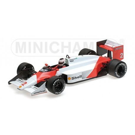 McLaren TAG MP4/3 F1 1987 Stefan Johansson Minichamps 537871802