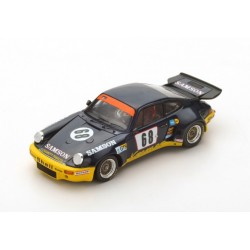Porsche Carrera RSR 68 24 Heures du Mans 1974 Spark S5087