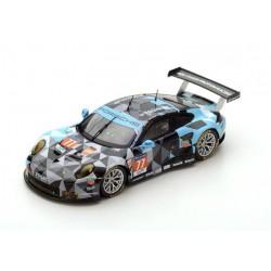 Porsche 911 RSR 77 24 Heures du Mans 2017 Spark S5838