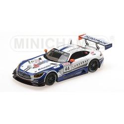 Mercedes AMG GT3 44 VLN 2017 Landgraf Schmickler Schmickler Riemer Minichamps 437173044