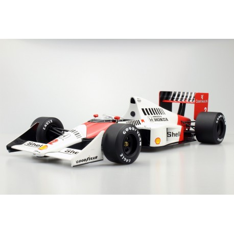McLaren Honda MP4/5 F1 World Champion 1989 Alain Prost GP Replicas GP1204B
