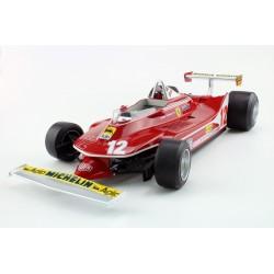 Ferrari 312 T4 F1 1979 Gilles Villeneuve GP Replicas GP1201B