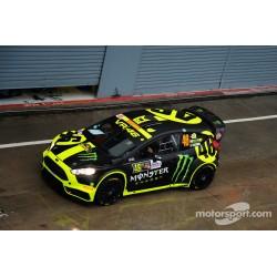 Ford Fiesta RS WRC 46 Monza Rally 2014 Valentino Rossi IXO 18RMC014