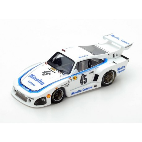 Porsche 935 45 24 Heures du Mans 1979 Spark S5092