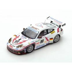 Porsche 996 GT3 RS 80 24 Heures du Mans 2002 Spark S5515