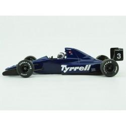 Tyrrell Ford 018 F1 1989 Jonathan Palmer Minichamps 400890003