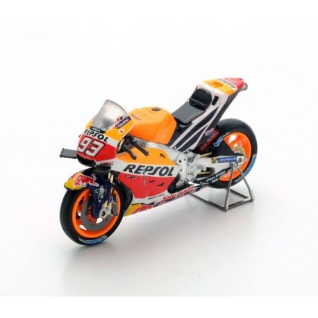 Honda RC213V 93 Moto GP World Champion Japon 2016 Marc Marquez Spark M43003
